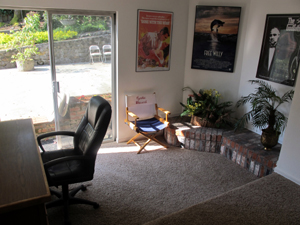Willamette Writers Dream House room for screenwriters