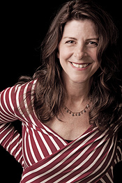 Photo of author Jennifer Lauck.
