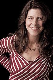 Photo of author Jennifer Lauck.